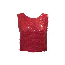 "Lady Victoria Hervey, ""Chanel"" Couture Top"