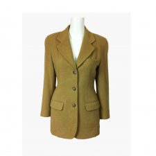 Lady Victoria Hervey Wool Jacket