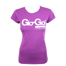 "Lady Victoria Hervey ""Gio-Goi"" Stretch Print T-Shirt"