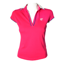 Lady Victoria Hervey Versace Sports Polo Shirt