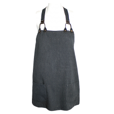 Lady Victoria Hervey Jumper Dress with Suspenders and Buttons on the Side