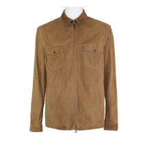 Lorenzo Lamas, Suede Jacket/ Shirt