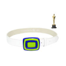 Brett Stimely Hand Crafted Belt Pre-Oscar's Academy Awards 2015