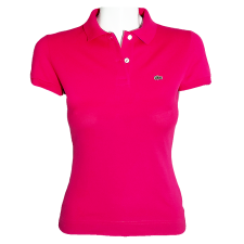 Lady Victoria Hervey Short Sleeve Polo Shirt