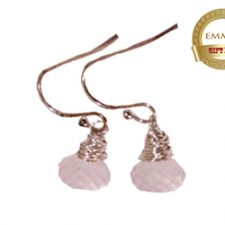 Brett Stimely, Emmy Award 2014 Celebrity Gift, Gem stone and Gold Fill Earrings