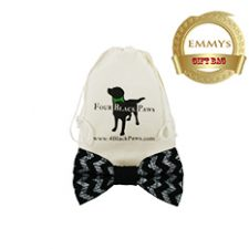 Brett Stimely, Emmy Award 2014 Celebrity Gift, Dog Bow Tie, Charity: Olive Crest