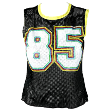 Lady Victoria Hervey Lady's Basket Ball Jersey with 85 Logo