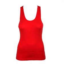 Lady Victoria Hervey Vintage Red Tank Top
