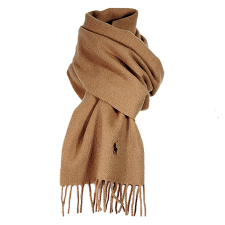 Lady Victoria Hervey Scarf with Fringes