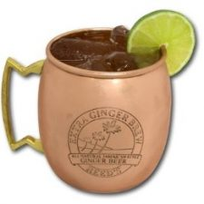 Brett Stimely, Moscow Mule Copper Mug, 2014 Emmy Award Gift, Charity: Olive Crest
