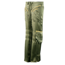 Vivica A. Fox Cargo Pants with Zippers and Pockets