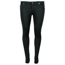 Vivica A. Fox Stretch Skinny Black Leggings
